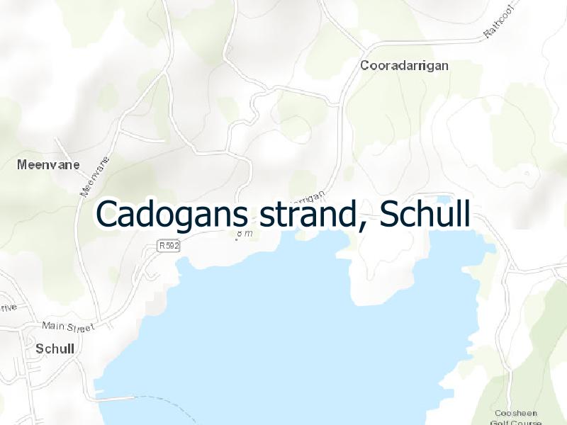 Cadogans strand, Schull