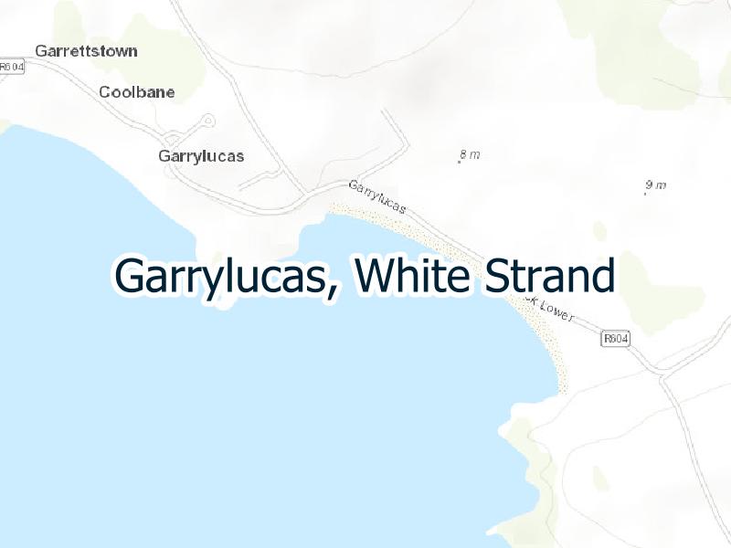 Garrylucas, White Strand