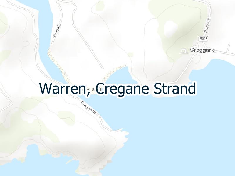 Warren, Cregane Strand